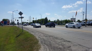 Photo Credit: Supplied County Road 43 and 44 intersection in Kemptville