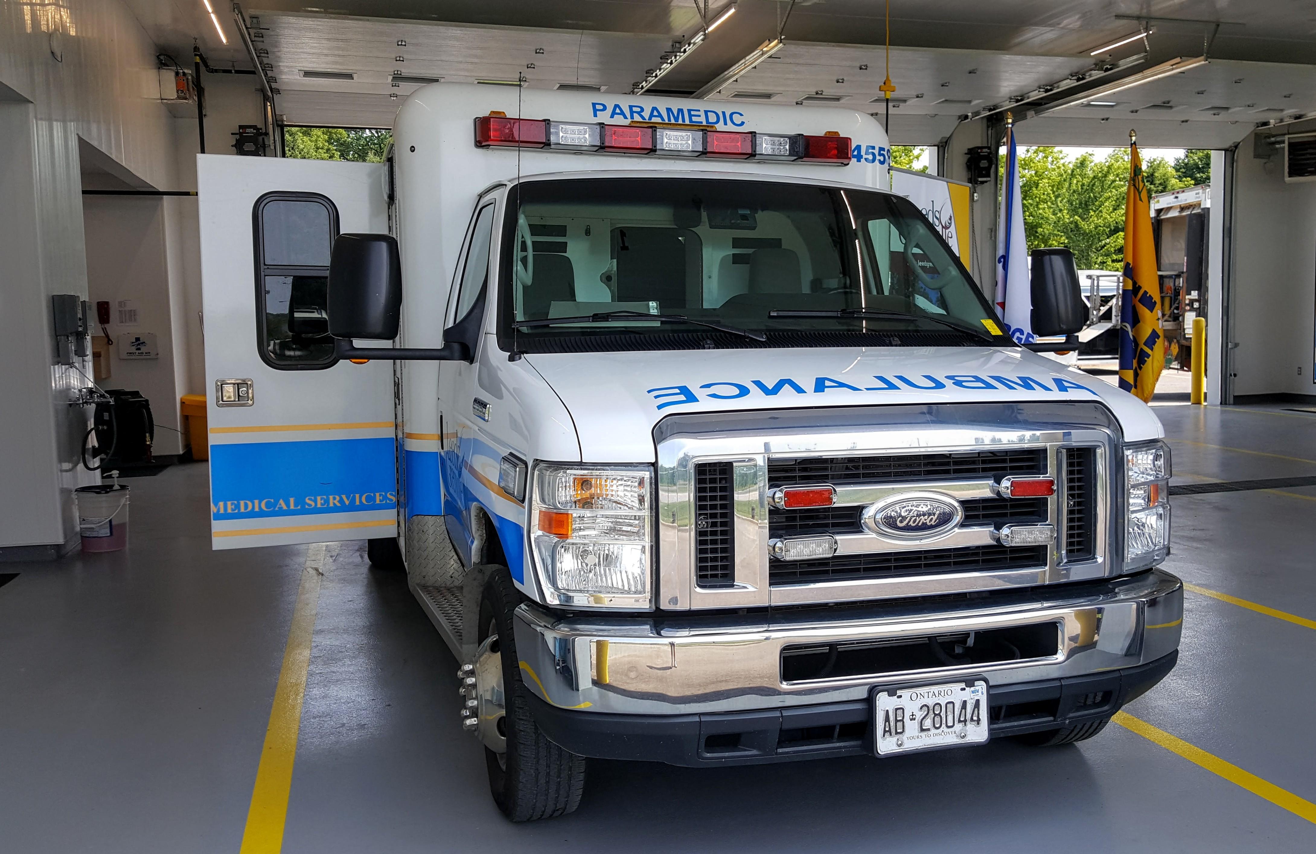 Grand Tour Paramedic