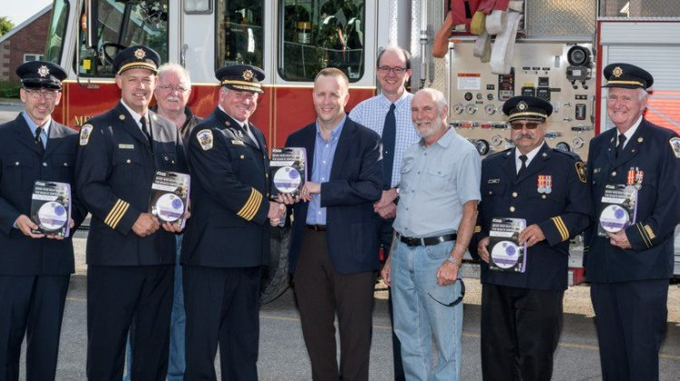 Enbridge donates 102 smoke alarms to Merrickville Fire