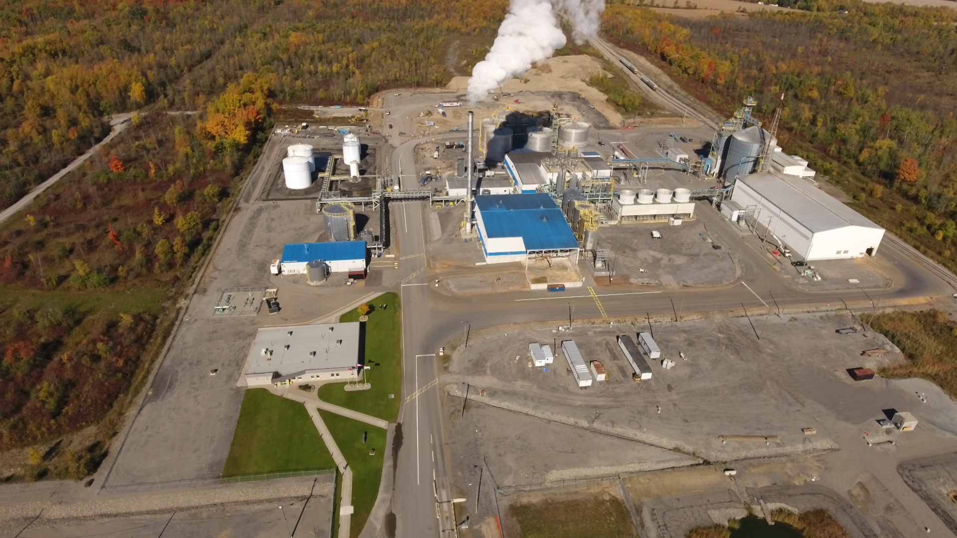 Greenfield plant in Johnstown supplying alcohol to make ...
